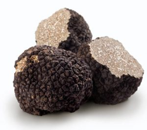 Des truffes