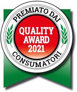 médaille quality award 2021